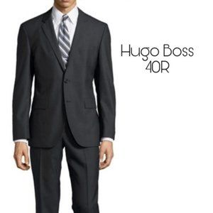 Hugo Boss Grand Central Mens Blazer Suit Jacket 40